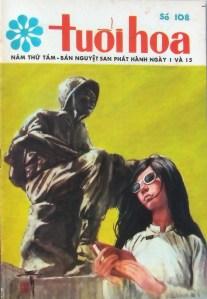 Tiếc thương  tranh bìa TH của họa sĩ ViVi
