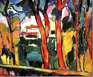 Vlaminck-Landscape-with-Red-Trees-1907_thumb