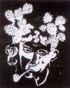 Rừng, autoportrait 1971