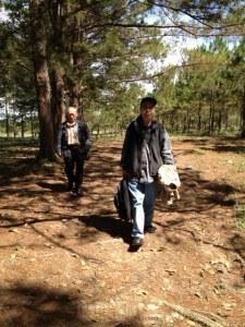 Bửu Ý – Đinh Cường Đại Lào – Tháng 11-2013