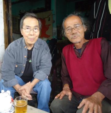 Đinh Cường - Trần Vàng Sao Vỹ Dạ, 11- 2013
