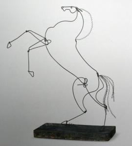 Ngựa, Alexander Calder