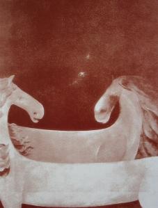Ngựa, Tranh Nghiêu Đề