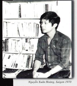 Nguyễn Xuân Hoàng  Saigon 1970