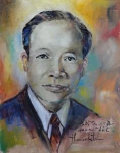 Thầy Tôn Thất Đào qua nét bút của Thanh Trí