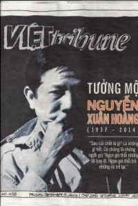 Bìa Việt tribune