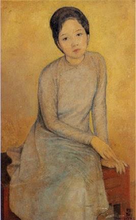 Thiếu nữ Huế 1934