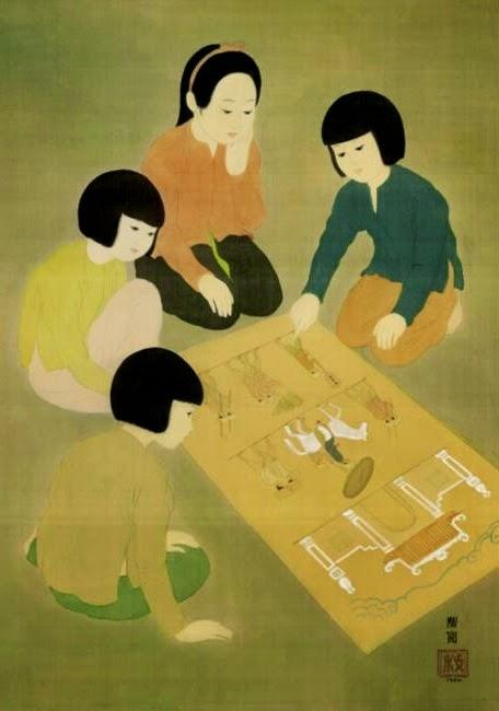 Trẻ em và trò chơi