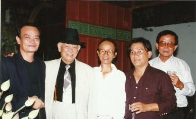 Thanh Tùng, Phạm Duy, TCS, Bảo Phúc, LQ (2-2000)
