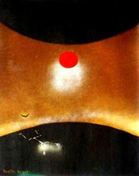 Bức tranh sơn dầu cuối cùng của Bửu Chỉ Nguồn: Phan Nguyên