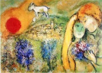 tranh Chagall