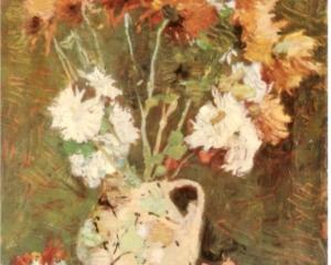 Chrysanthemums - Nguồn: Internet