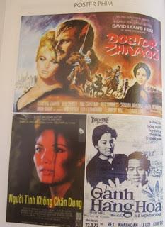 Poster những cuốn phim chiếu ở Saigon trước năm 1975