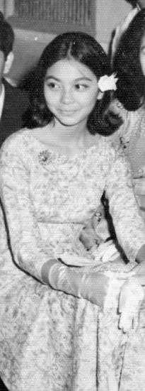 Dao Ánh thời ở Huế trước 1975