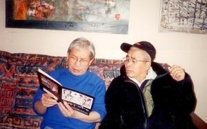 Ngọc Dũng - Duy Thanh tại nhà DC. Annadale - Virginia 1996