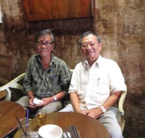 Trần Vấn Lệ - Đỗ Hồng Ngọc Sài Gòn - 22.3.2016