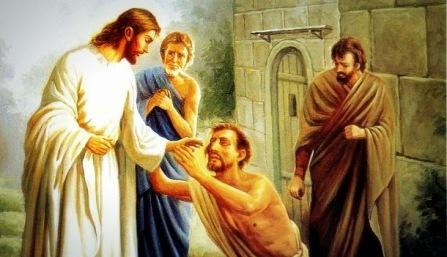 Consagrada para amar: Evangelho 15/01/2015 - Eu quero: fica curado!